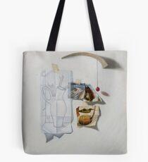 Cubo-Metaphysical Self-Portrait Tote Bag