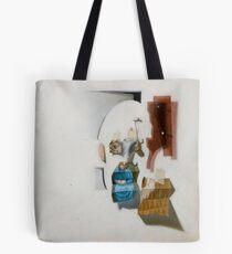 Cubo-Metaphysical El Greco Tote Bag