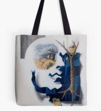 Cubo-Metaphysical Composition V Tote Bag