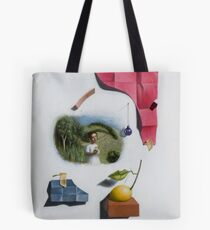 Cubo-Metaphysical Composition VIII Tote Bag