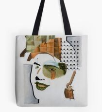 Cubo-Metaphysical Composition X Tote Bag
