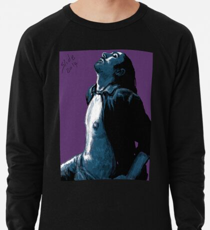 """His Chest, 2014"" Lightweight Sweatshirt"