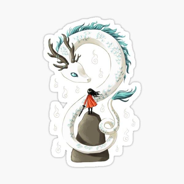 Dragon Spirit Sticker