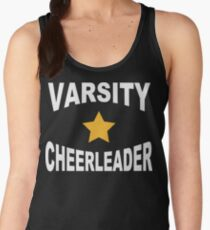 Varsity Cheerleader Women's Tank Top