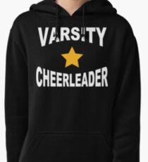 Varsity Cheerleader Pullover Hoodie
