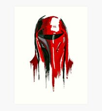 Emperors Imperial Guard - Star Wars Art Print