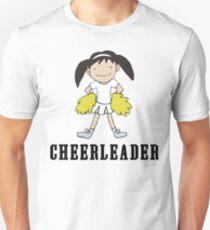 Cute Cheerleader Unisex T-Shirt