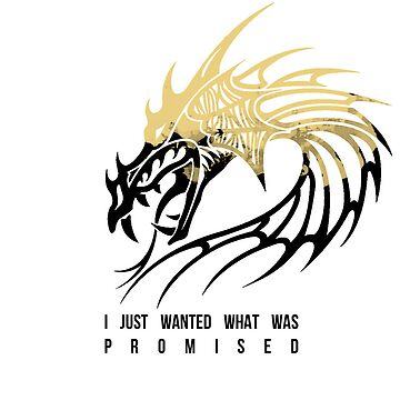 What Was Promised by sophiestormborn