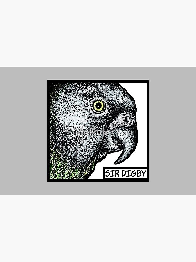 """Sir Digby, 2014"" by SlideRulesYou"