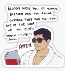Archer & Bloody Mary Sticker