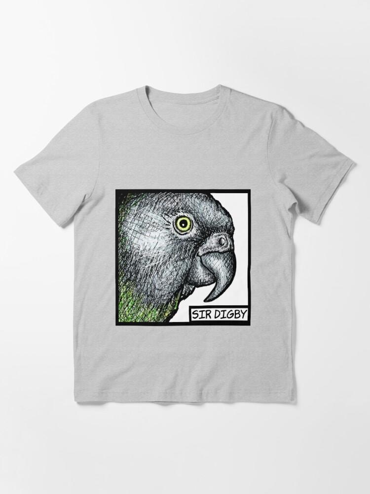 "Alternate view of ""Sir Digby, 2014"" Essential T-Shirt"