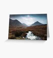 Highlands Greeting Card
