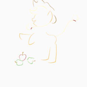 AJ silhouette by owlbert