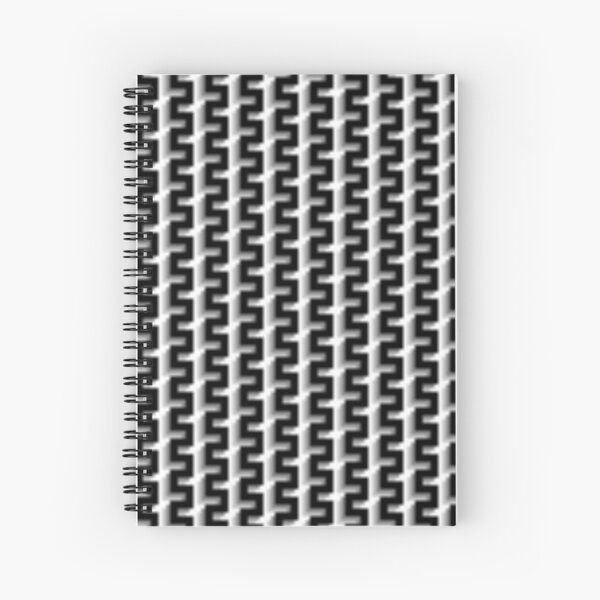 iLLusion Spiral Notebook