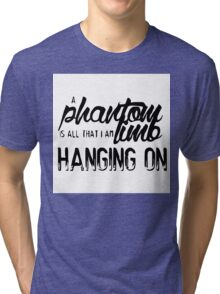 Marianas Trench Phantom Limb One Love Tri-blend T-Shirt