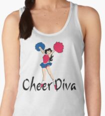 "Cheerleading ""Cheer Diva"" Women's Tank Top"