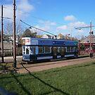Tram by brucemlong