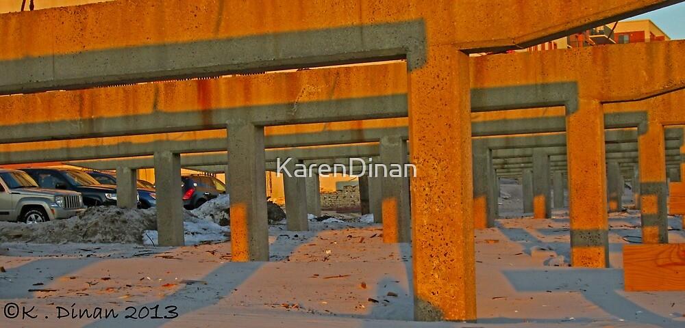 Under the Boardwalk by KarenDinan