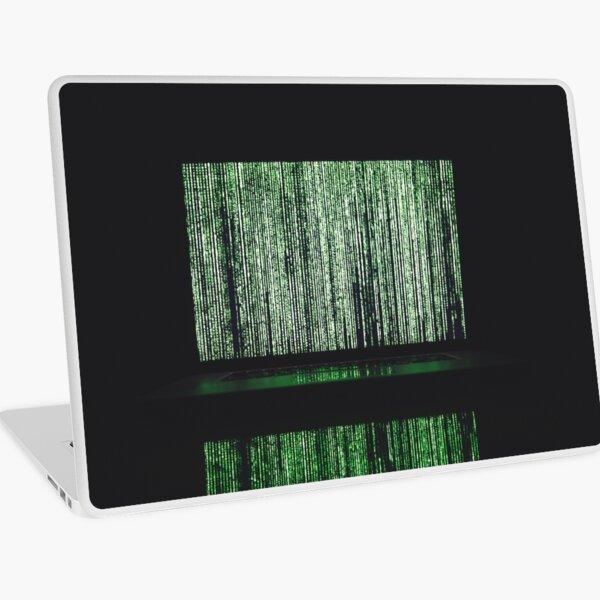 Code Laptop Skin