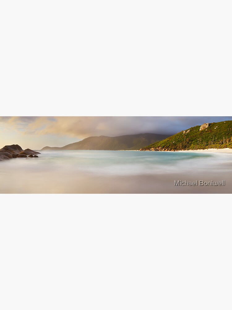 Dawn greets Little Waterloo Bay, Wilsons Promontory, Victoria, Australia by Chockstone