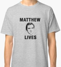 Matthew Lives Classic T-Shirt