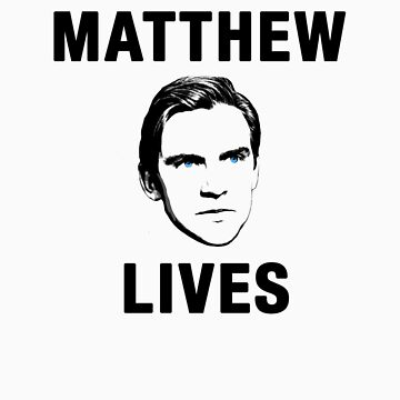 Matthew Lives by daisymayedwards