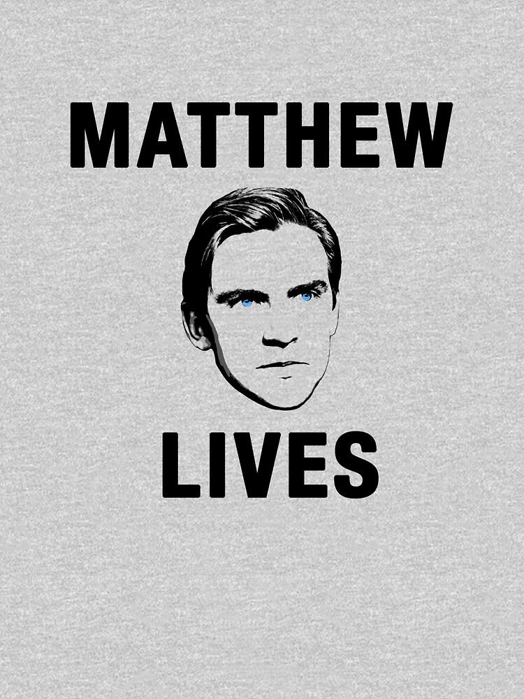 Matthew Lives by daisymayedwards