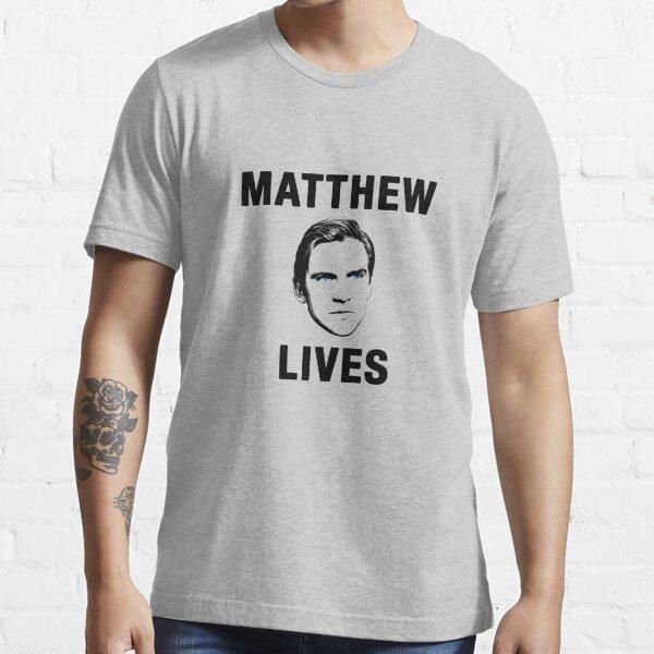 Matthew Lives Essential T-Shirt