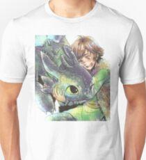 How to train your dragon 'Hug' T-Shirt