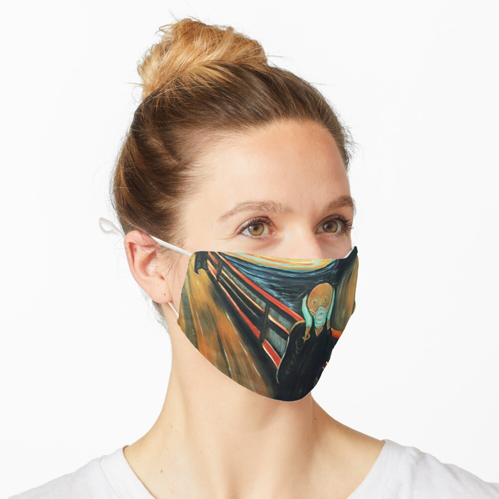 Safe Scream Mask