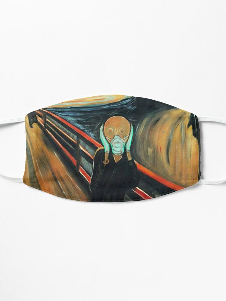 Alternate view of Safe Scream Mask