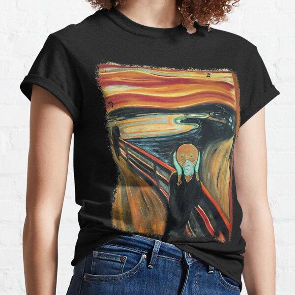 Sicherer Schrei Classic T-Shirt