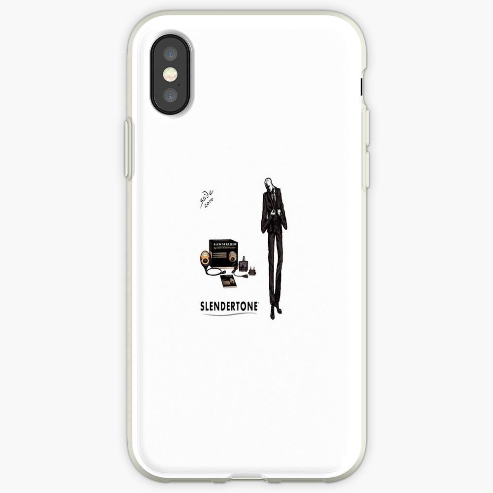 Slenderman iPhone Cases & Covers