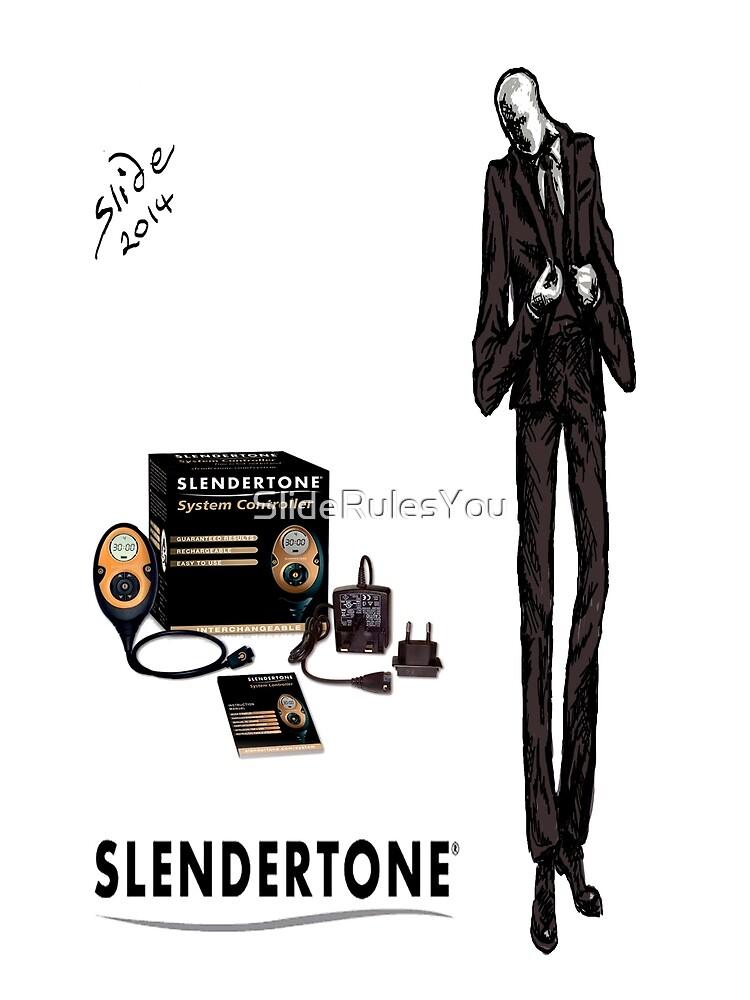 Slenderman by SlideRulesYou