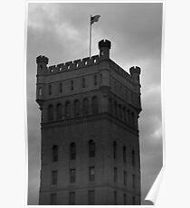 Hoffman Tower Poster