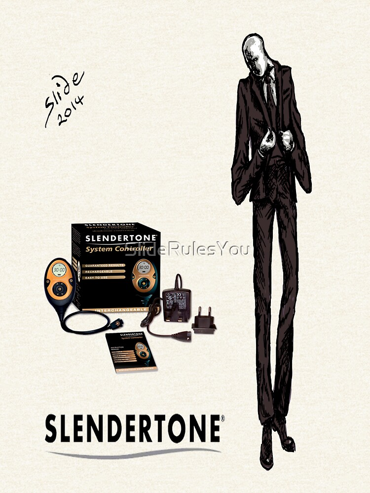 Slenderman by SlideRulesYou