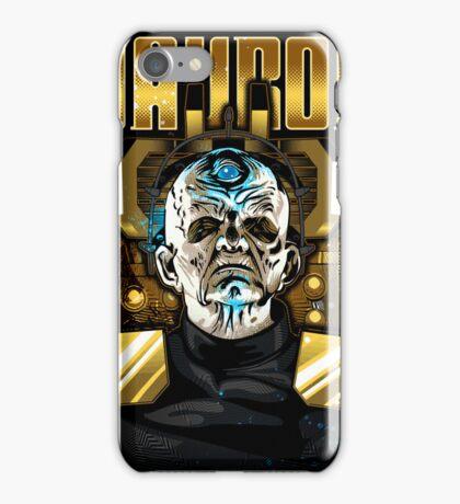 Davros iPhone Case/Skin