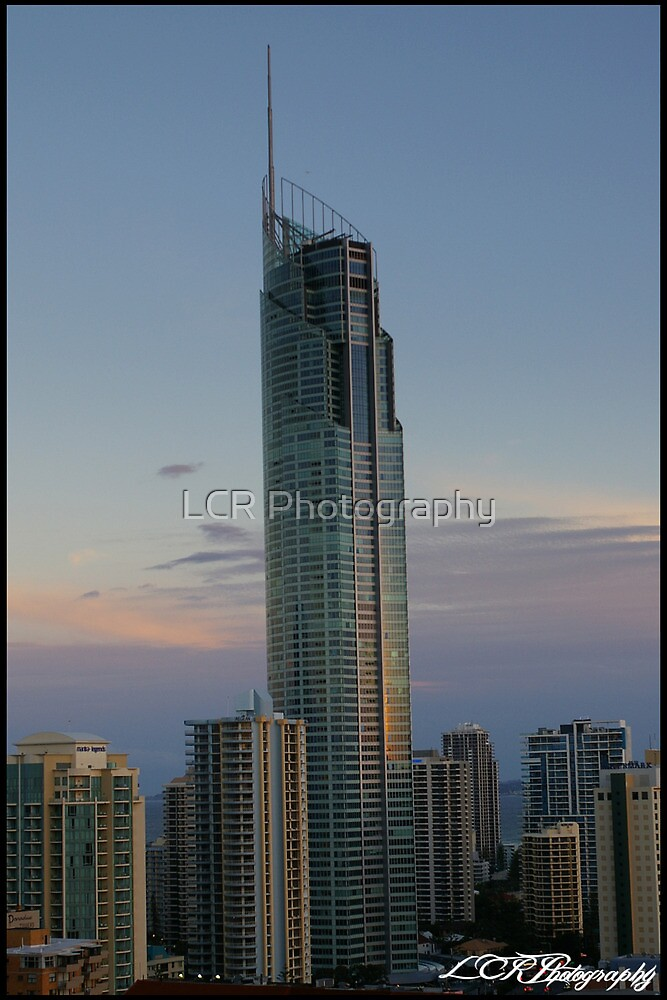 Surfers Paradise - Q1 by LCR  Photography