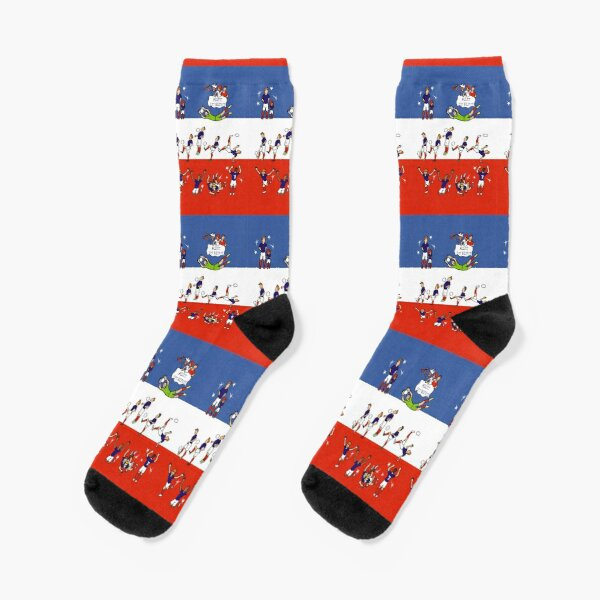 FOOTBALL FRANCE Chaussettes