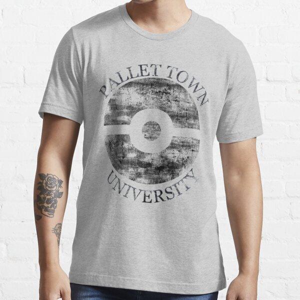 Pallet Town University Essential T-Shirt
