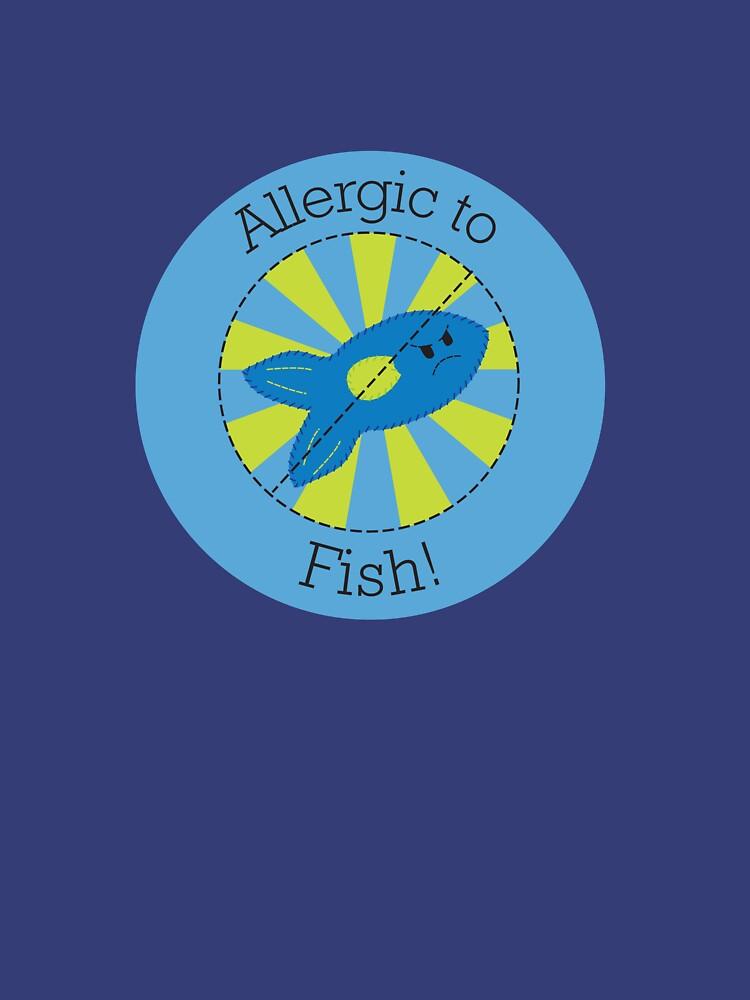 Allergic to Fish by Malcassairo