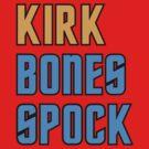 Completely Innocent Star Trek Shirt by tharook