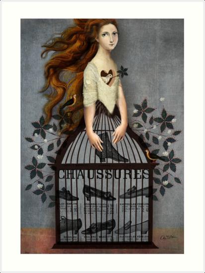 Cinderella by Catrin Welz-Stein