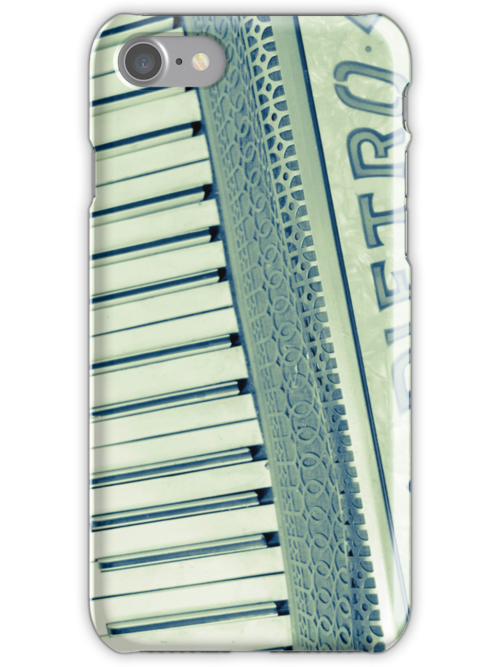 Retro iphone Piano Accordian by Alexh