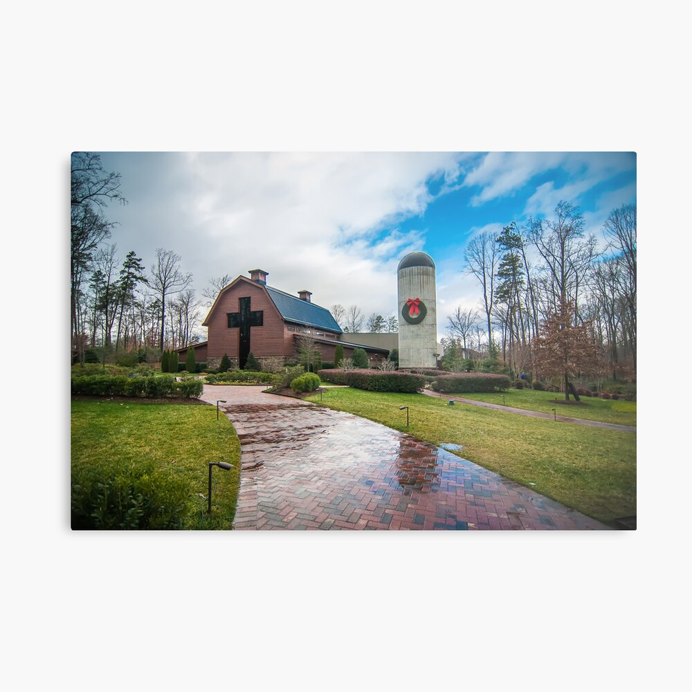 billy graham library Metal Print