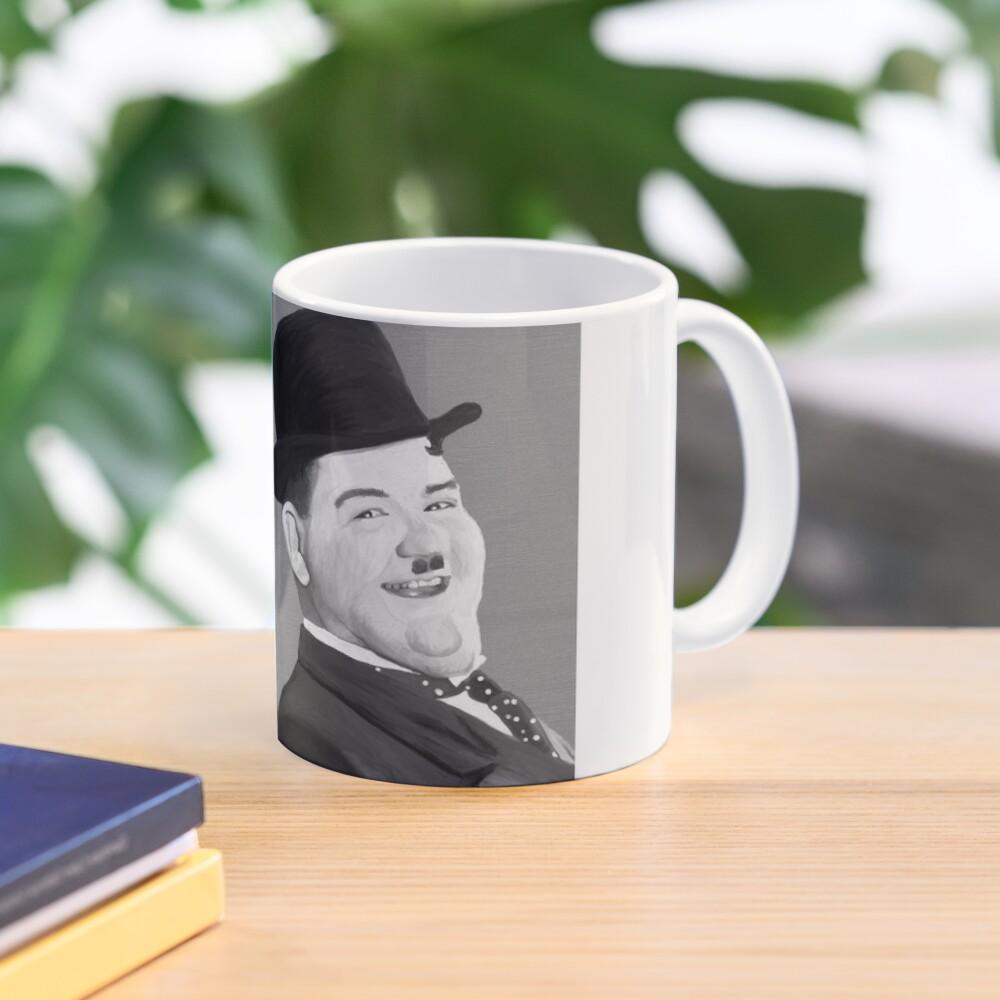 Laurel and Hardy Mug