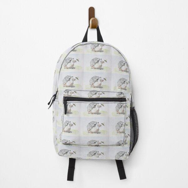 Hedgehog And Bee Backpack