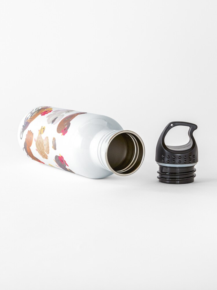 Alternate view of Chicken and Chick Water Bottle