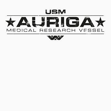 USM Auriga - black by bluedog725