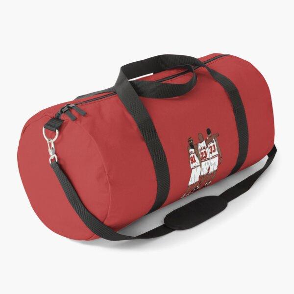 Rodman, MJ & Scottie Duffle Bag